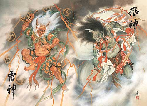 japanese folk and myth in anime essay We will write a custom essay sample on mythology essay examples specifically  shinto or the way of the gods, is the oldest religion in the history of japan.