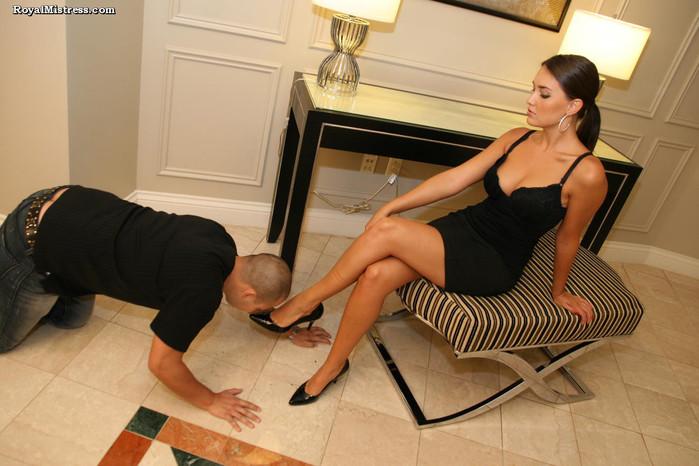 High heels domination #4