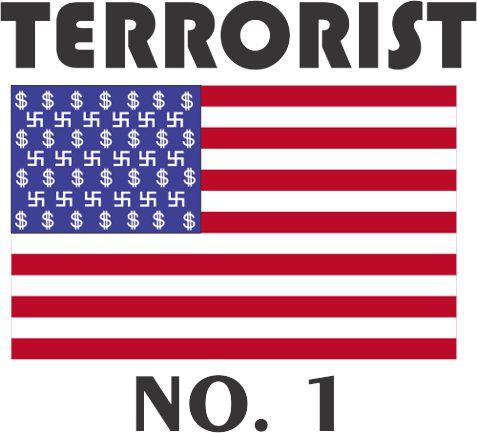 террорист №1