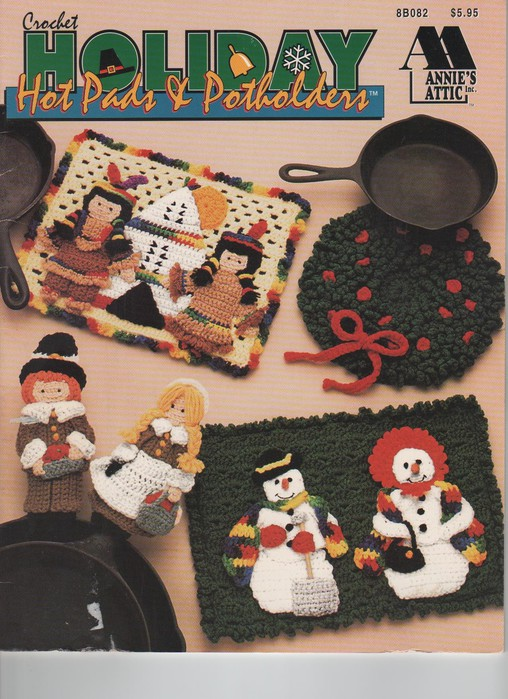 Holiday Hot Pads & Potholders fc (508x700, 123Kb)