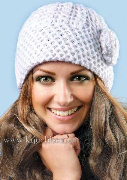 вязаные шапки схемы самое интересное в блогах
