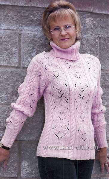 вязаные свитера спицами записи в рубрике вязаные свитера спицами