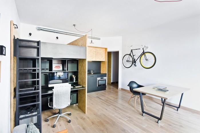 131935841 101316 0755 2 Квартира и студия площадью 37 квадратов в Польше