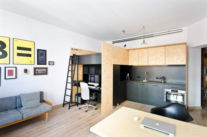 131935845 101316 0755 6 Квартира и студия площадью 37 квадратов в Польше