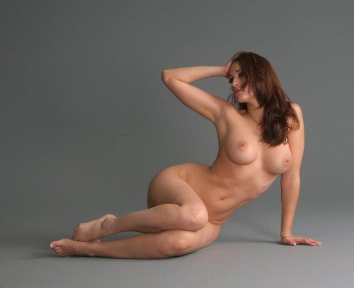 Interracial nude girls models posing campbell