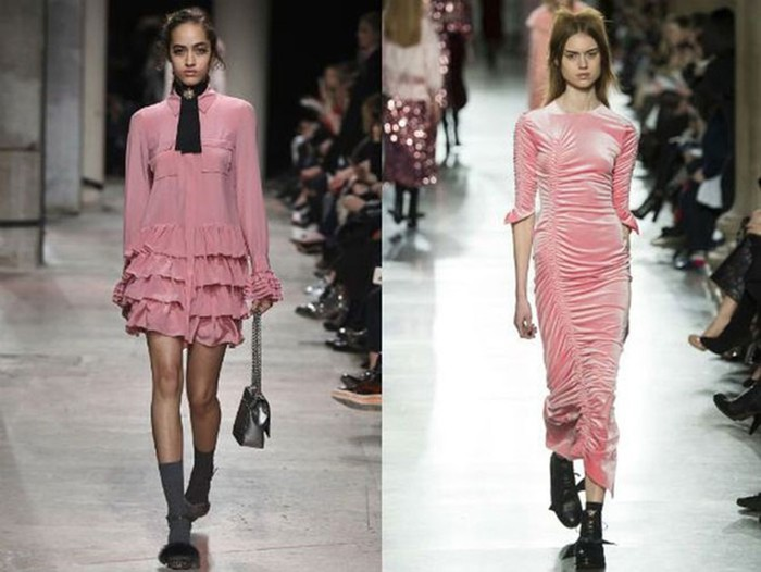 Топ 10 красивых цветовых решений в одежде осенне зимнего сезона