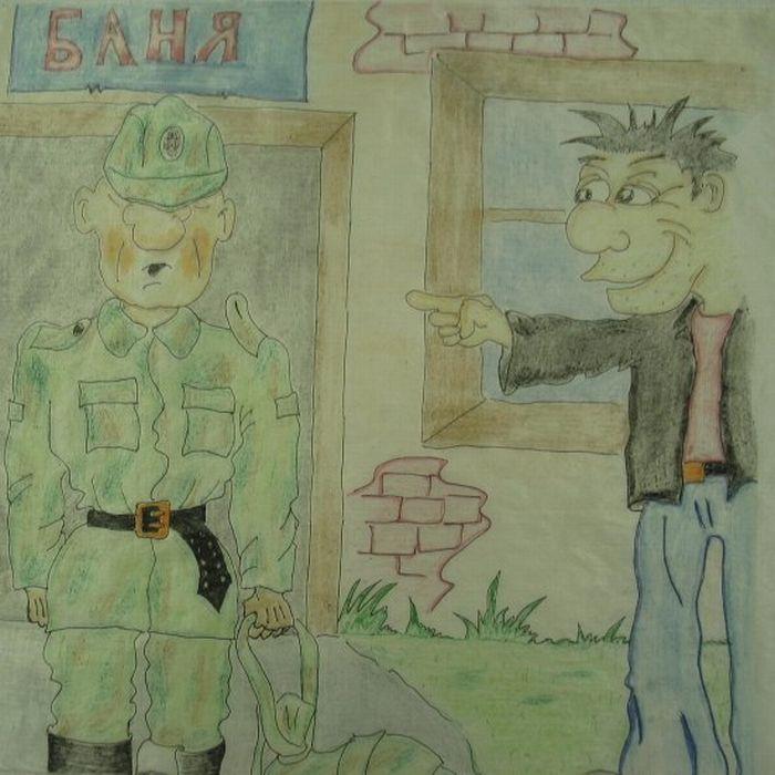 Армейские смешные картинки про дембель, смыслом смешные