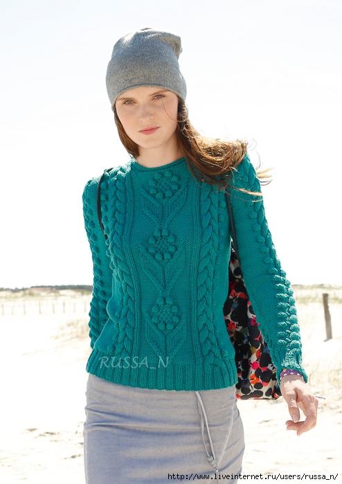 Рукоделие свитера