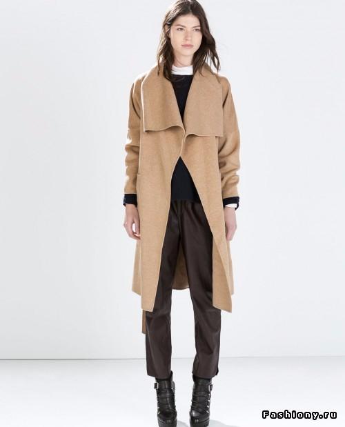 Шьем пальто мастер класс для новичков #12