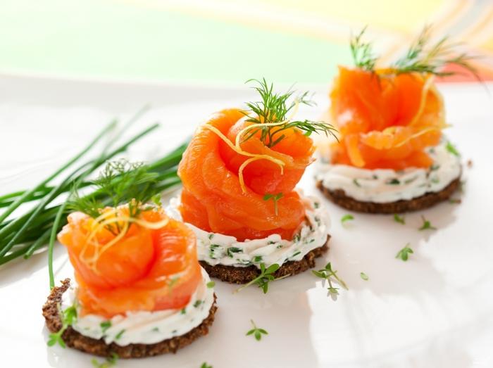Рецепт: Лосося с горчичным маслом - Из рыбы и морепродуктов ... | 523x700