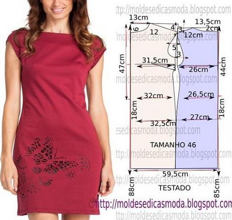 809ef635689 шьем платье - Самое интересное в блогах