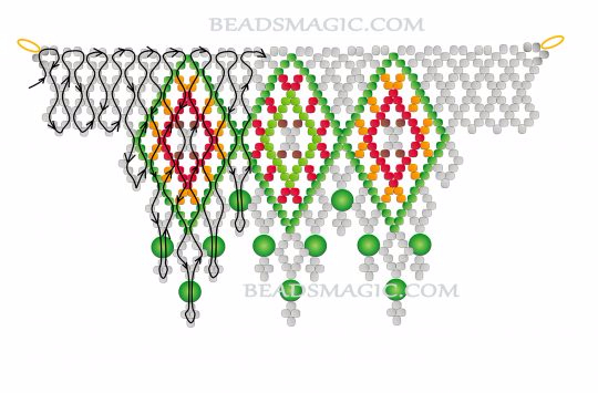 free-beading-pattern-necklace-tutorial-beads-2-3-540x355 (540x355, 148Kb)