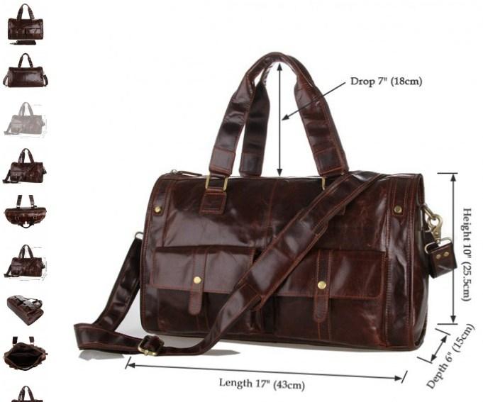 ee616452bced KENNETH мужская дорожная сумка, натуральная кожа. цена - 6500р.