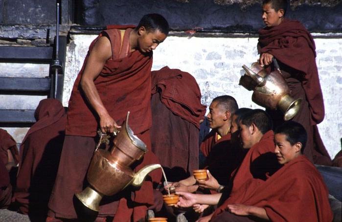 Тибетськ монахи про секс