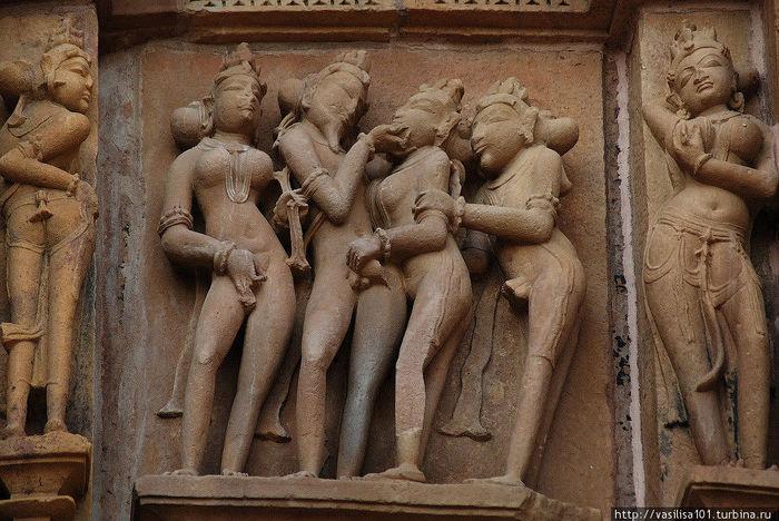 Индийские древние порно