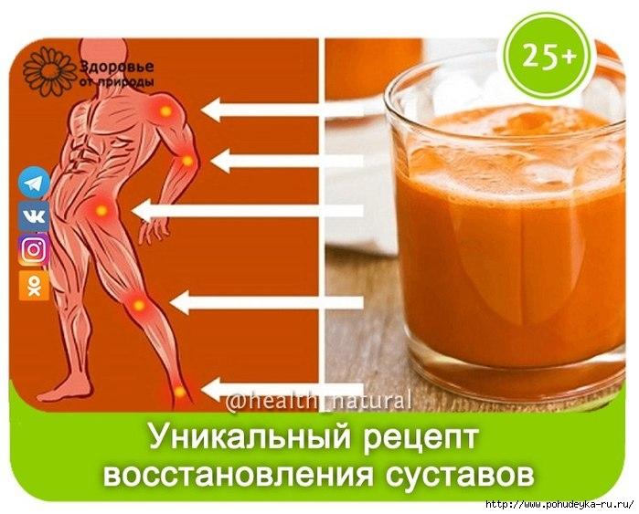 Тайный рецепт настойки для суставов рецепт чем лечить воспаление коленных суставов
