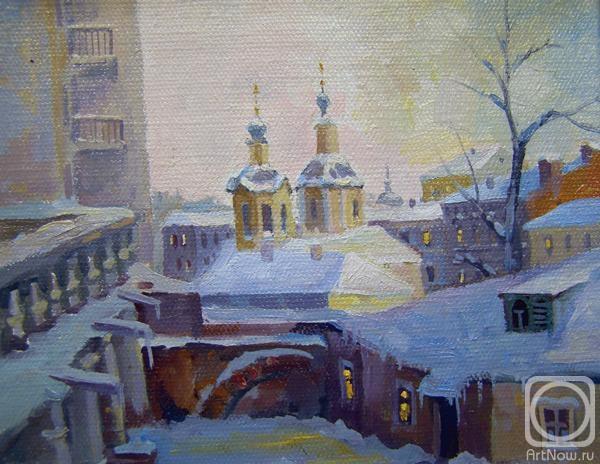 Москва. В Крапивниках (600x464, 170Kb)