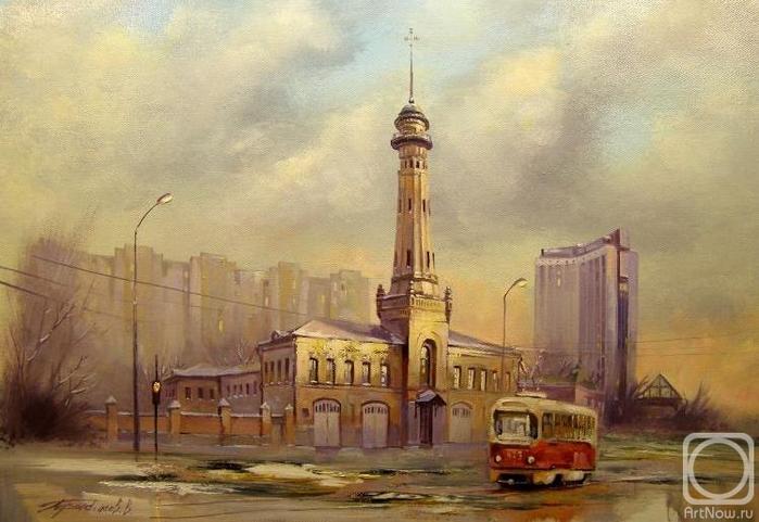 Москва. Сокольники (700x481, 235Kb)