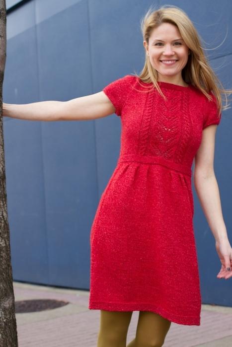 b02667140c6 С чем носить вязаное платье. Обсуждение на LiveInternet - Российский Сервис  Онлайн-Дневников
