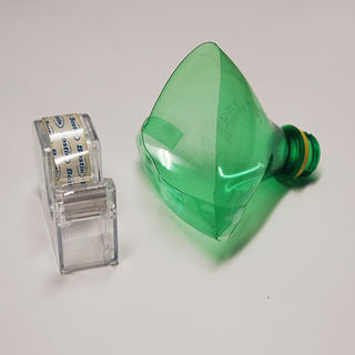 Из пластиковых бутылок - кормушка для птиц (5) (320x320, 33Kb)