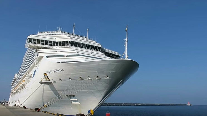Требуемая осторожность спасла пассажиров круизного лайнера
