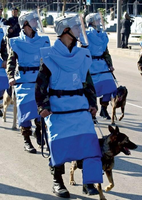 134413843 031517 1427 uniform2 Необычная военная форма разных стран
