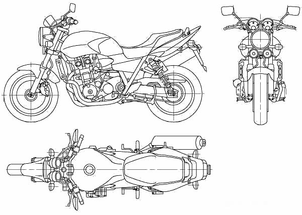 время детали мотоцикла с картинками процессе