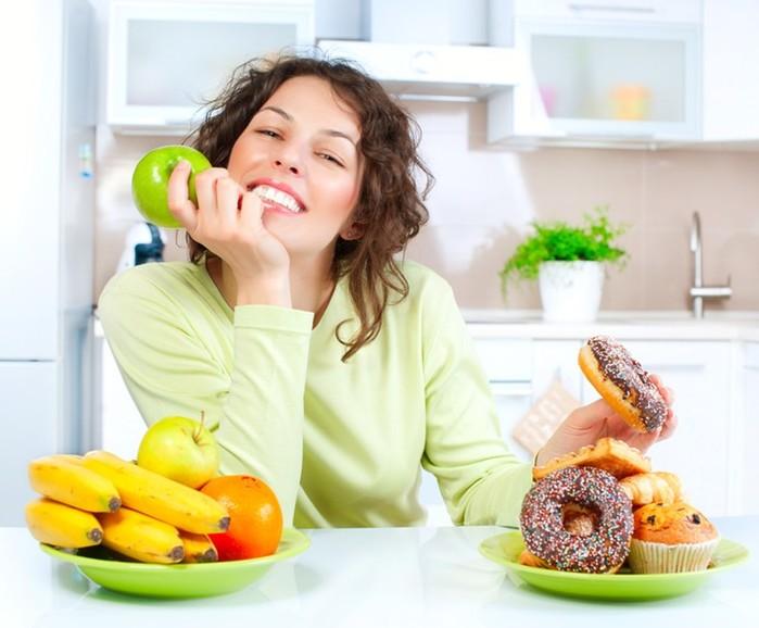 Питание для снижения веса: диета 1200 калорийной на день!