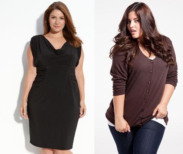 8cb31a6a01b Тонкости выбора одежды для полных женщин. Советы стилистов. 5284814 1a  (594x499