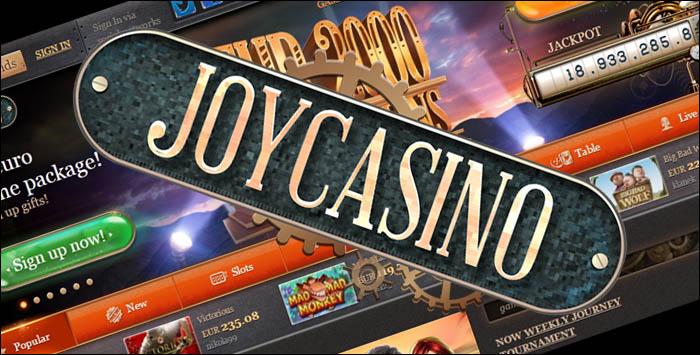 официальный сайт сайт джой казино