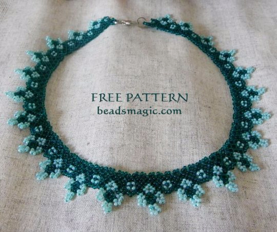 free-beading-pattern-beaded-necklace-tutorial-netting-1-540x453 (540x453, 226Kb)