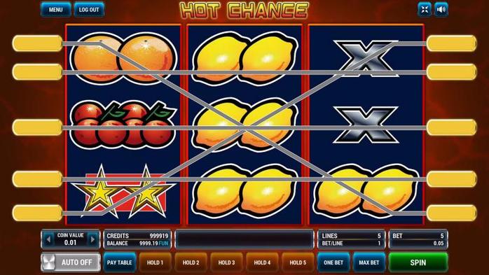 Бесплатный игровой автомат резидент
