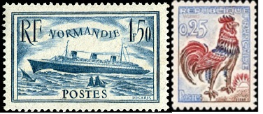 France_1935_Yvert_300-Scott_300a_1f50_Normandie_light-blue_a_1936_IS (376x163, 52Kb)