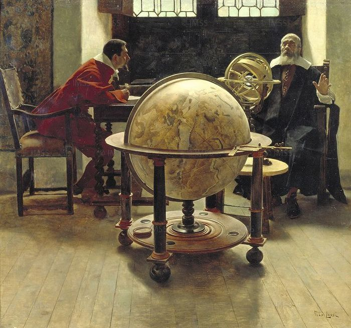 galileo intellectual revolution in the renaissance The renaissance was a period prefer to think of the renaissance as primarily an intellectual and cultural movement rather than a galileo improved the.
