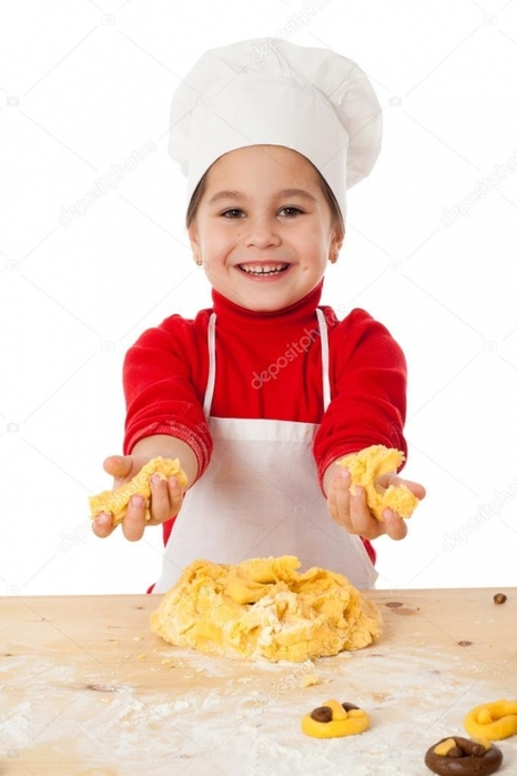 3416556_depositphotos_15625887Littlegirlkneadingthedough (466x700, 160Kb)