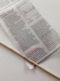Плетение из газет корзинки-паутинки. Фото мастер-класс (1) (240x320, 75Kb)