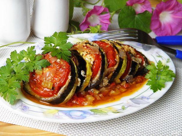 Рецепты простые для приготовления баклажанов и кабачков лагман по татарски рецепт приготовления