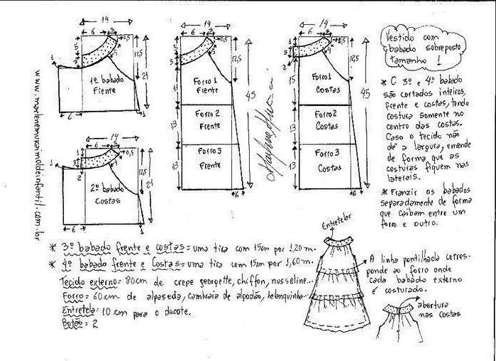 Выкройка воздушного летнего платья для девочки (5) (699x508, 225Kb)