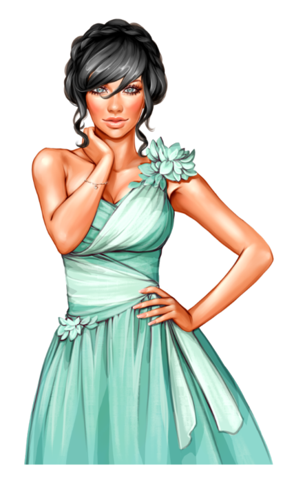 Bridesmaid5 (427x700, 255Kb)