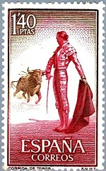 YtES 951  Bullfighting (150x240, 27Kb)
