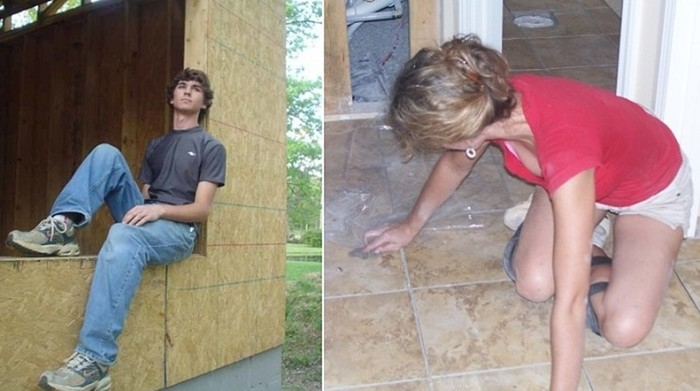 139444667 010518 2034 6 Многодетная мать сама построила дом, посмотрев обучающее видео