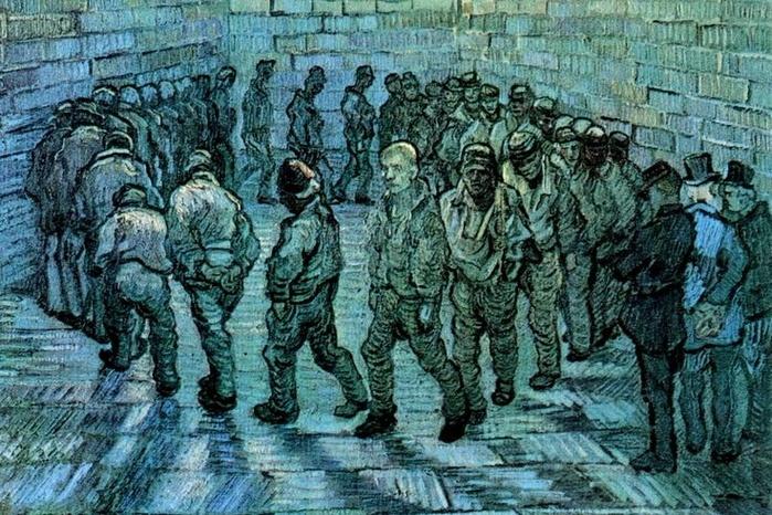Как сидели в советской тюрьме бывшие милиционеры