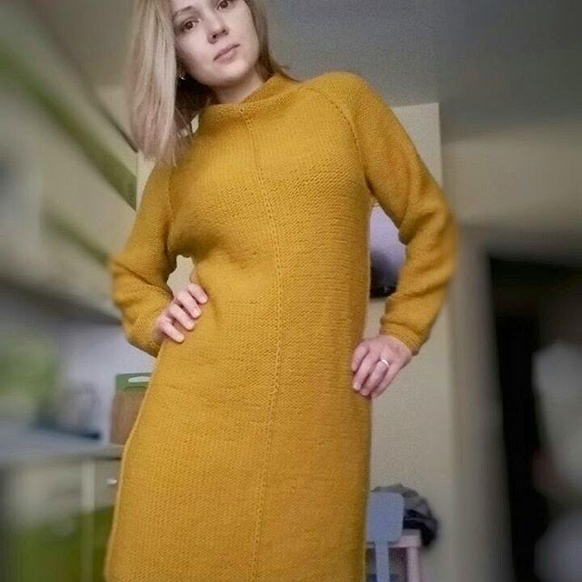 Платье Реглан Сверху Для Женщин