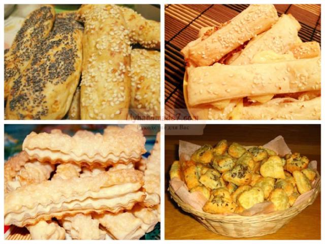Рецепт «печенье на сливках