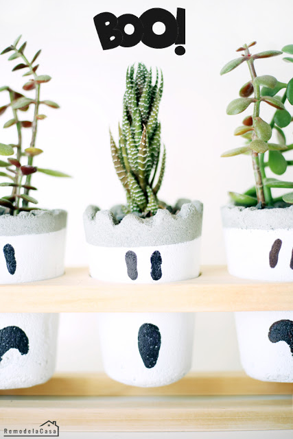 DIY - Ghost Concrete Planters 5 (427x640, 144Kb)