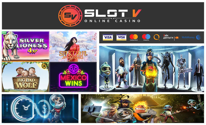 онлайн казино slot v официальное зеркало доступ