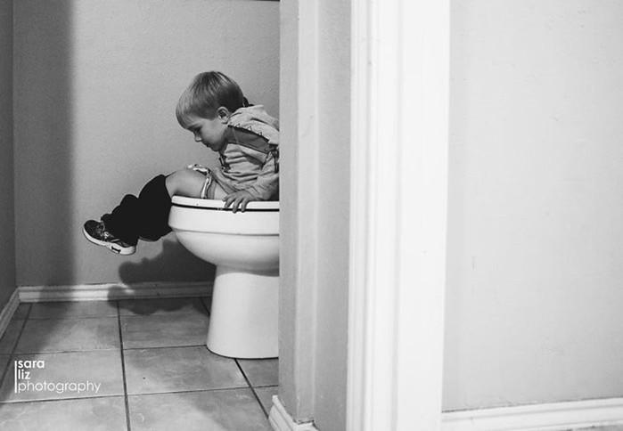 Вот что значит растить сыновей! Удивительные фотографии мама троих мальчиков