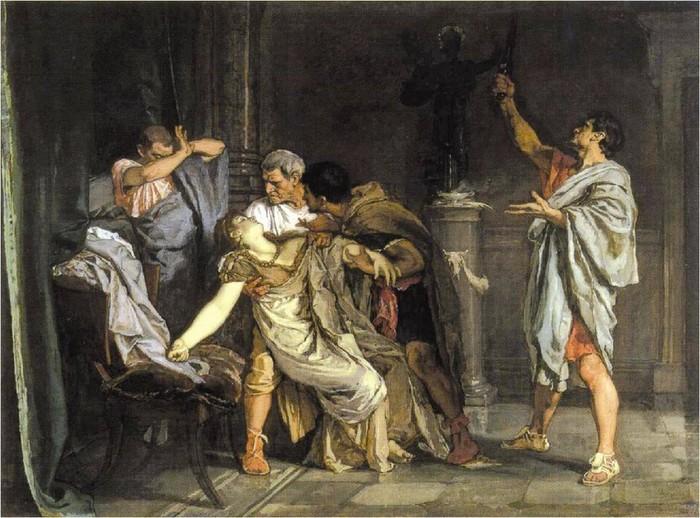 Как изнасилование и самоубийство привели к гибели царя и революции