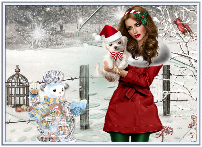 Collage Christmas Is comming (700x511, 445Kb)