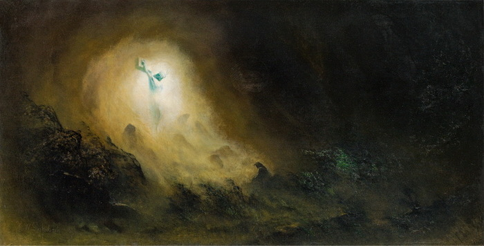 1899_Видение (Visionsgemalde)_45 х 88_х.,м._Частное собрание (700x356, 74Kb)